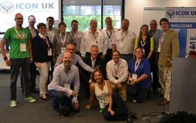Bericht von der ICON UK in London
