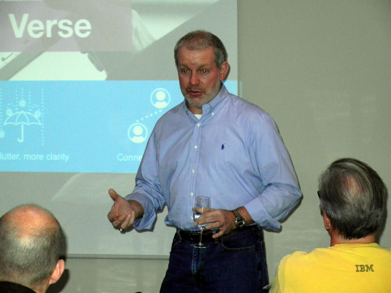 Scott Souder, IBM
