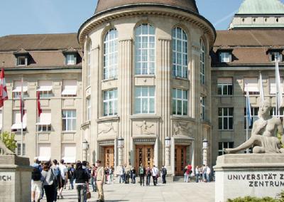 Die Seminarverwaltung bei der Universität Zürich einfach gemacht