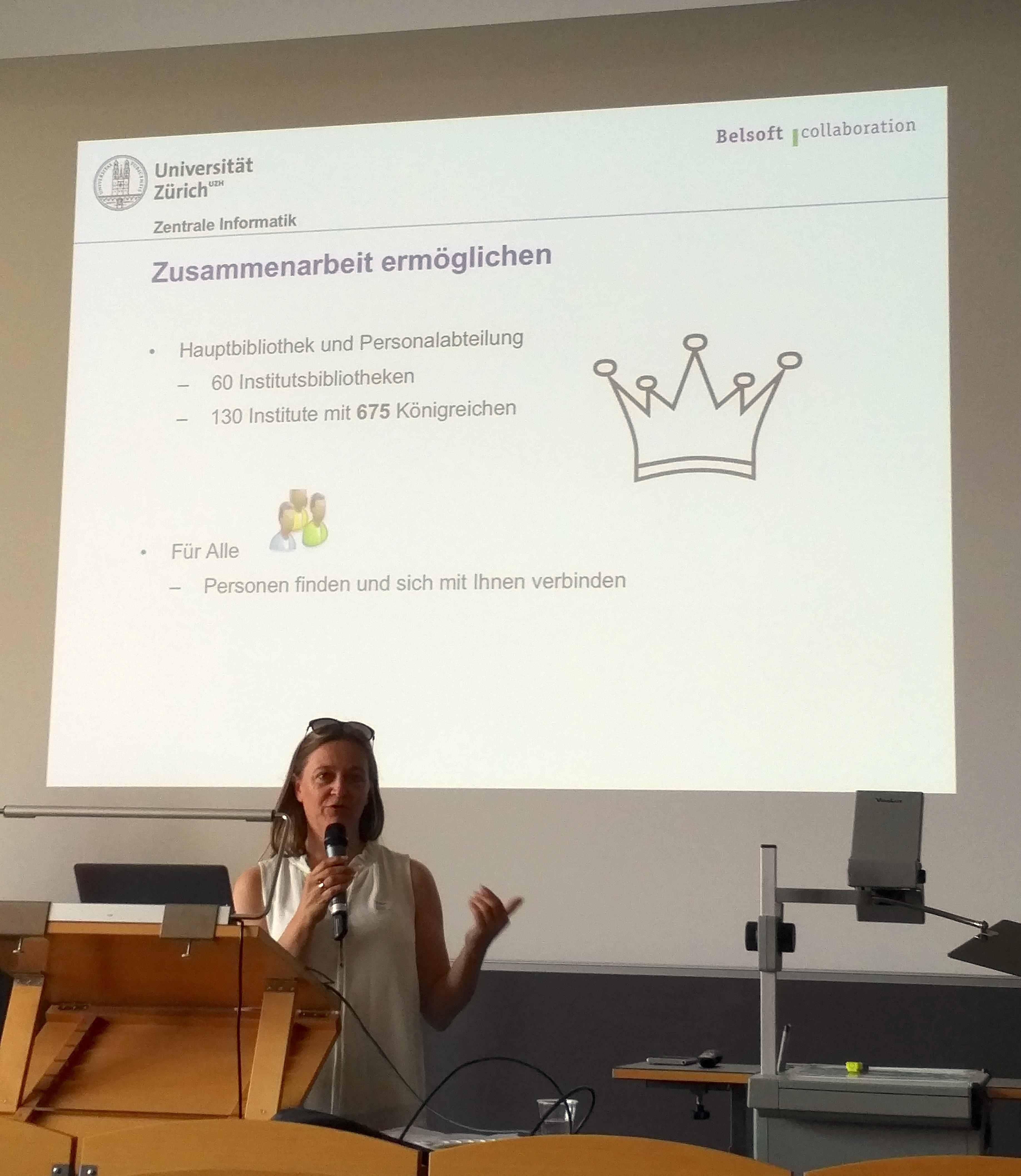 informatiktage - Sandra Bühler