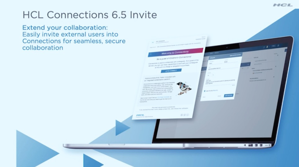 Connections Invite